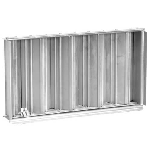 """10"""" x 6"""" Steel OBD Damper (9200V Series) Product Image"""