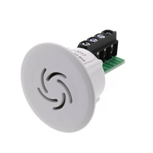 Humidity & Temperature Sensor - Flush Mount Product Image