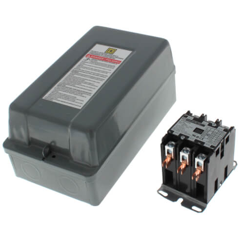 LX 3P Single Contactor Power Module, 40A (208-240V) Product Image