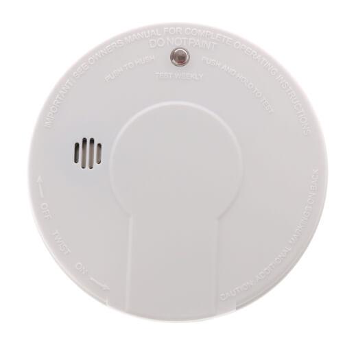 i9050 9v Battery Operated Ionization Smoke Alarm Product Image