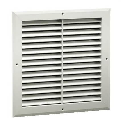 """14 """" x 20"""" (Wall Opening Size) Extruded Aluminum Return Grille (RH45 Series) Product Image"""