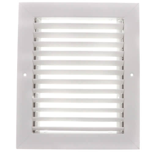 "14"" x 30"" (Wall Opening Size) Extruded Aluminum Return Grille (RH45 Series) Product Image"