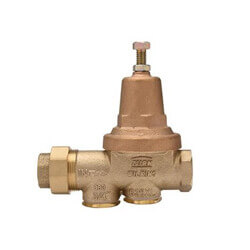 """1"""" 625XL Single Union FNPT Pressure Reducing Valve w/ Integral By-Pass Check Valve & Strainer (LF) Product Image"""