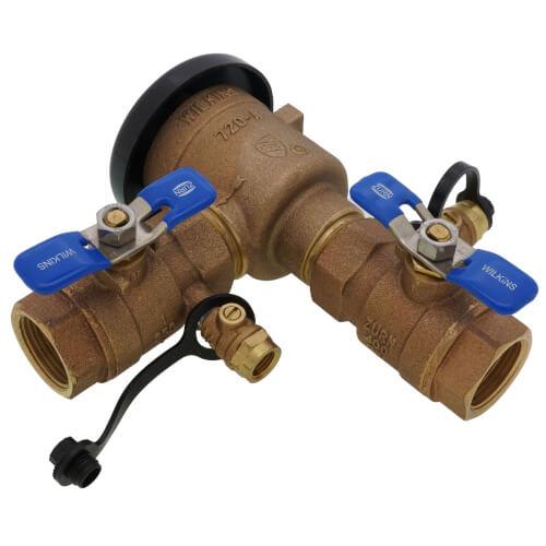 wilkins 720a pressure vacuum breaker