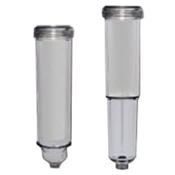 """1-1/2"""" Sediment Trapper Replacement Filter Housing Cover Product Image"""