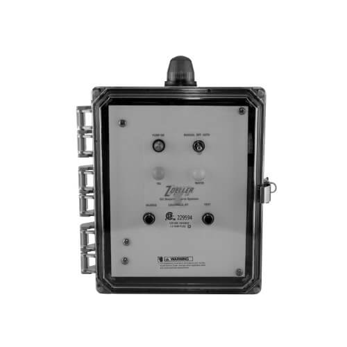 Single-Phase Oil Smart Simplex Liquid Alarm Switch, 30A (115V) Product Image