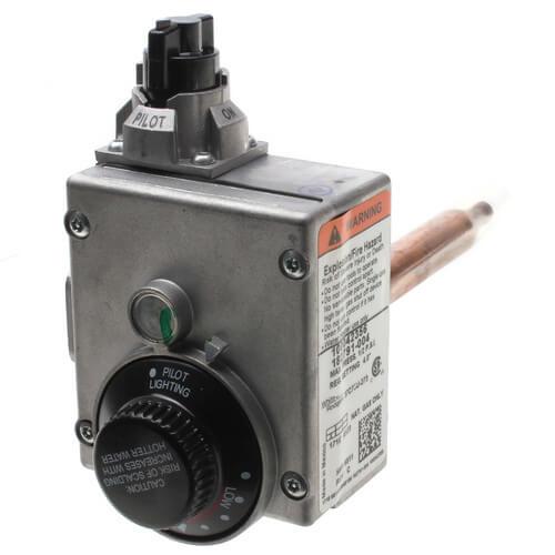 AO SMITH 100108348 (9000246005) NATURAL GAS VALVE THROUGH 55,000 BTU **NOT FOR POWER VENTS** MC7730
