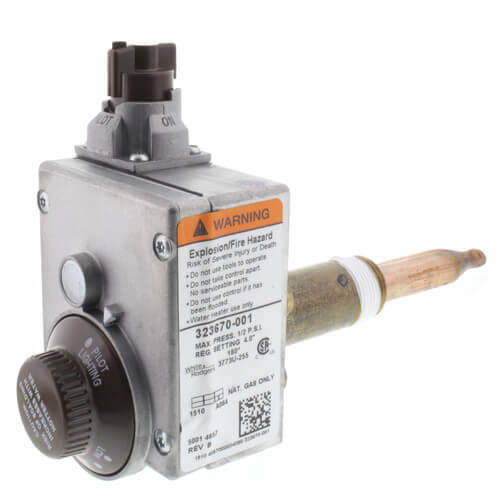 Thermostat Kit (Natural Gas) Product Image