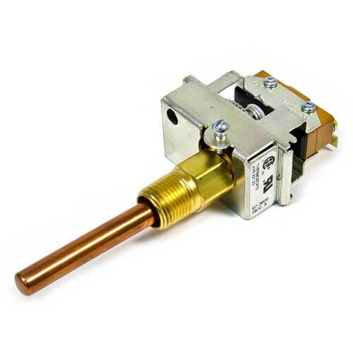 BURNHAM 100189-01 HIGH LIMIT CONTROL L4080D1234 MC254545