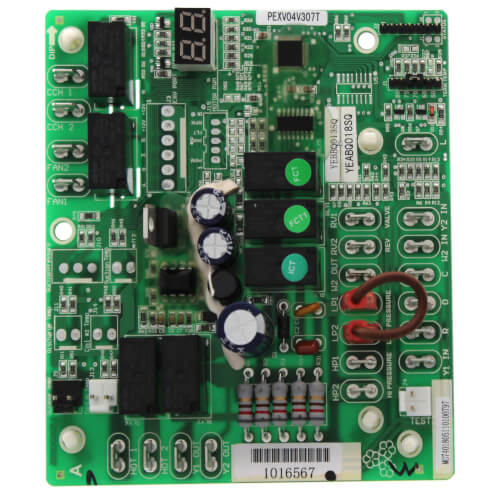 Defrost Circuit Board Product Image