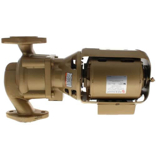 1/6 HP, HV BNFI Bronze Circulator Pump, Lead Free Product Image