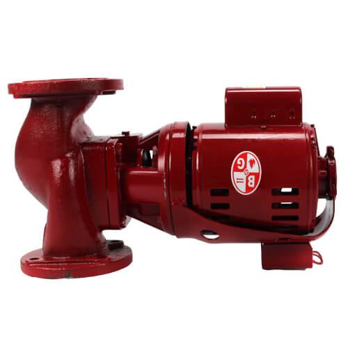 "1/4 HP, 2-1/2"" Circulator Pump Product Image"