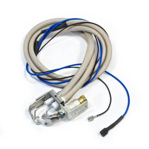 BURNHAM 106127-01 NAT GAS PILOT ASSEMBLY, SERIES 3 (REPLACES 102592-01) MC329434