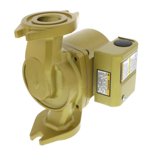 1/25 HP, NBF-22 Bronze Circulator Pump, Lead Free