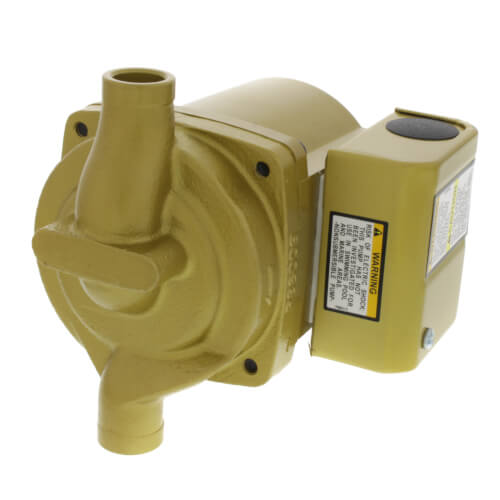 1/40 HP, NBF-8S/LW Bronze Circulator Pump, Lead Free Product Image