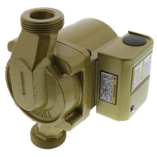 1/40 HP, NBF-9U/LW Bronze Circulator Pump, Lead Free Product Image