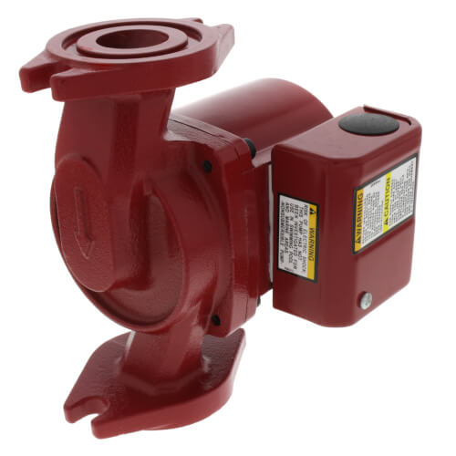 NRF-9F/LW Red Fox Circulator Pump, 1/40 HP Product Image