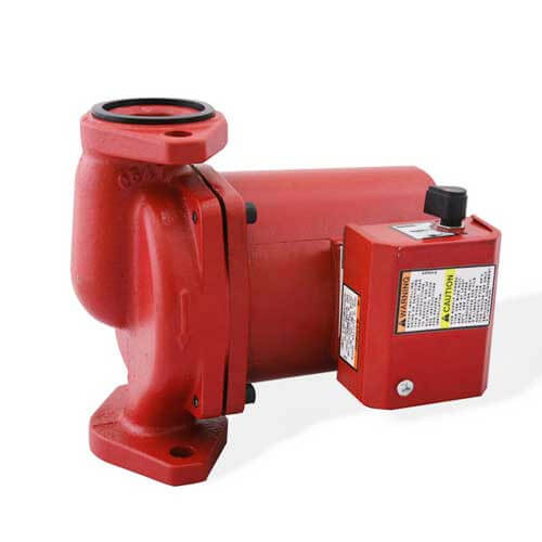 1/6 HP, NRF-36 3-Speed Circulator Pump