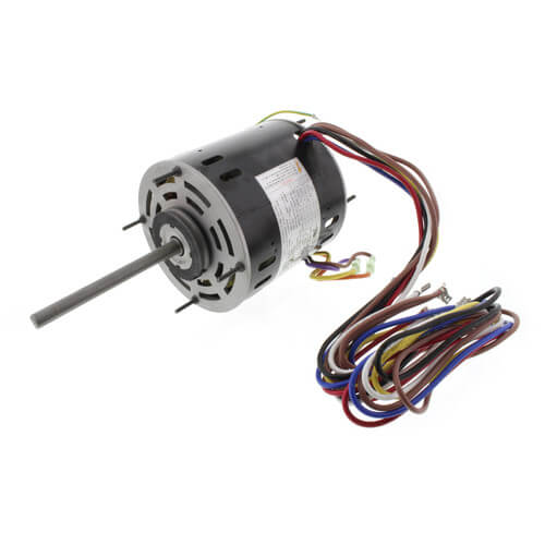 Multi-Horsepower Direct Drive Furnace Blower Motor (1/5 to 3/4 HP, 115V, 1075 RPM) Product Image