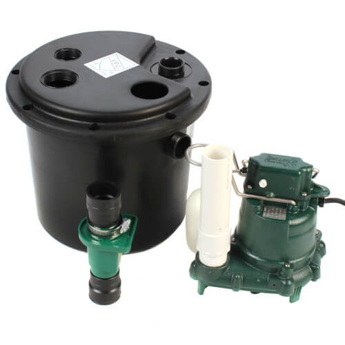 Model 105(M53) Residential Remodeling Drain Pump with 9' Cord (115v, 1/3 HP) Product Image
