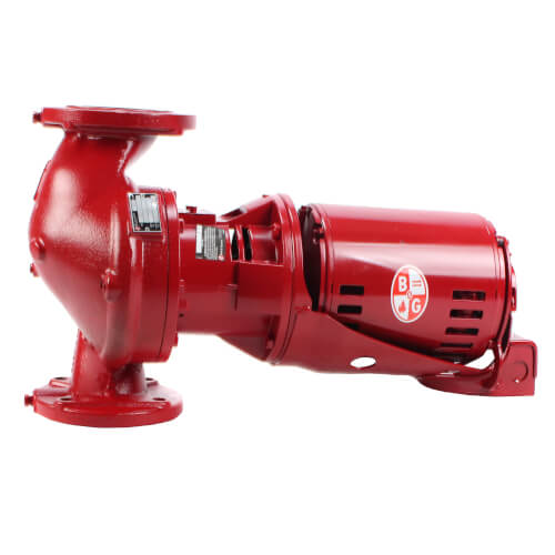 3/4 HP, PD37T Circulator Pump Product Image