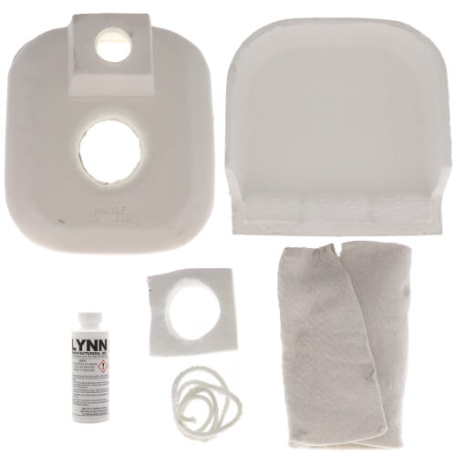 Replacement Combustion Chamber Kit for Weil-McLain WTGO, WGO, SGO, & 386-700-355 Product Image