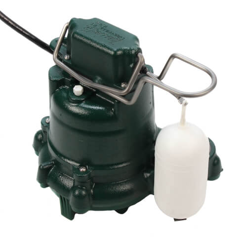 Model 108(M53) Crawl Space Systems Pump with 25' Cord (115v, 3/10 HP) Product Image