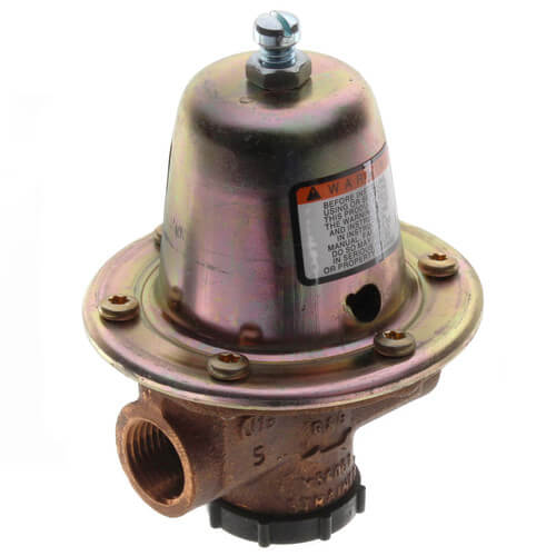 "B-38 1/2"" Pressure Reducing Valve (Lead Free) Product Image"