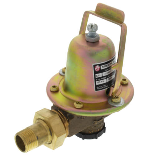 "FB-38TU 1/2"" Pressure Reducing Valve (MNPT Union & Sweat Union Combination Connection, LF) Product Image"