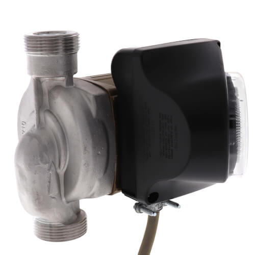 "Astro 225SSU-T (1-1/4"" NPSM Union) Bronze Re-circulator Pump w/ Timer Product Image"