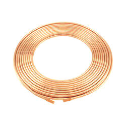 "1-1/2"" x 60' Type K Copper Tubing Coil Product Image"