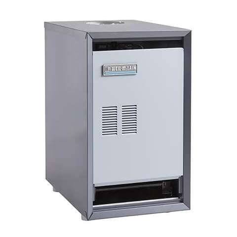 CGA-8 - 172,000 BTU Output Boiler, Spark Ignition w/ Draft Hood - Series 3 (Nat Gas) Product Image