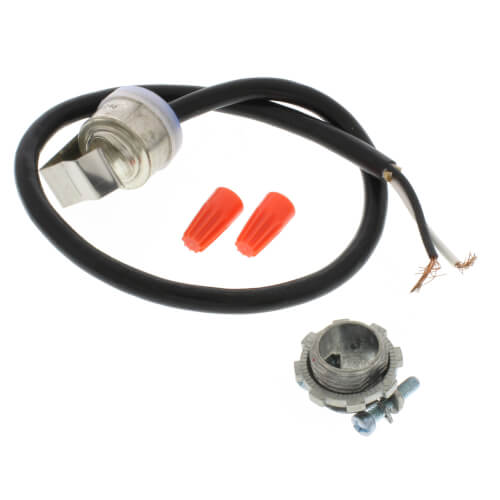 """AQS-1/2, Aquastat Control for NBF Circulator Pump (1/2"""" Pipe) Product Image"""