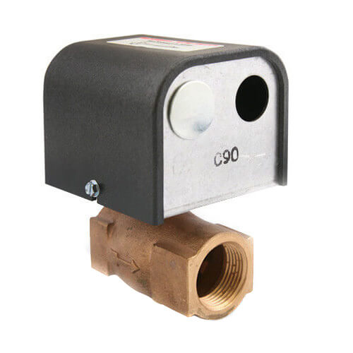 """FS5-DS-1, 1"""" Flow Switch w/Stainless Steel body, 2 SPDT switches Product Image"""