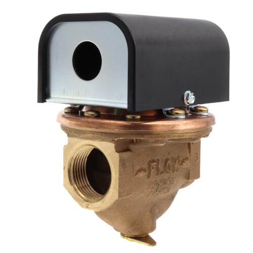 """FS6-1, 1"""" Flow Switch-High Sensitivity Product Image"""