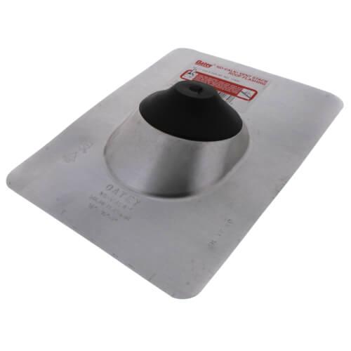"0.5"" to 1"" No-Caulk Roof Flashing (Galvanized Steel) Product Image"