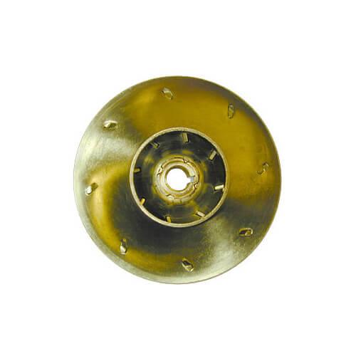 """4-1/4"""" Brass Impeller Full Runner Lead Free AB1953 Product Image"""