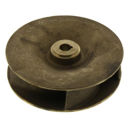 """3-7/8"""" Brass Impeller Full Runner Lead Free AB1953 Product Image"""