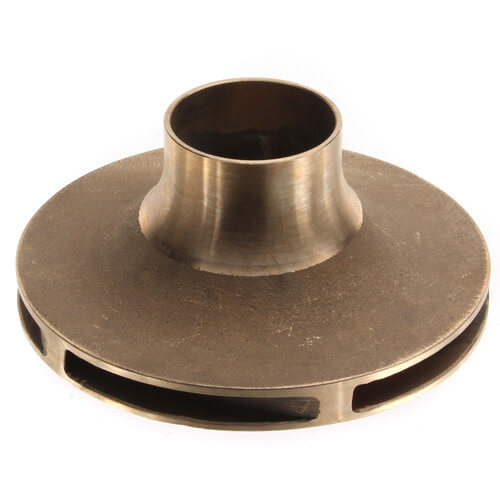 "4-1/4"" Brass Impeller Full Runner Lead Free AB1953 Product Image"