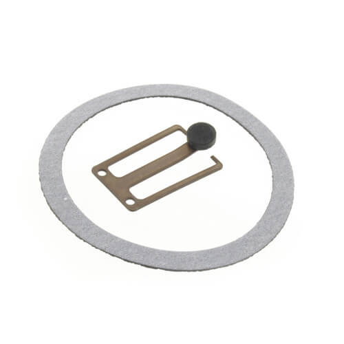 Lever, Button & Gasket  used on 107A Air Vent Product Image