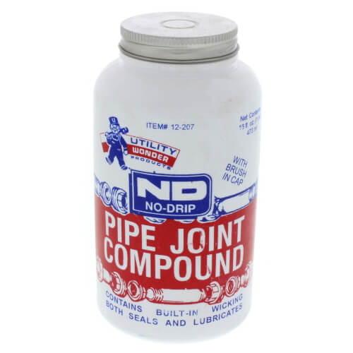 No-Drip Pipe Joint Compound (1 Pint) Product Image