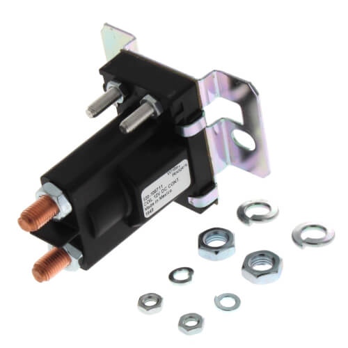 Solenoid w/ Continuous Duty 16 Ohms Coil Resistance (12 VDC Isolated Coil) Product Image
