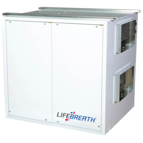 1200 FD Commercial Heat Recovery Ventilator, Fan Defrost, 1175 CFM Product Image