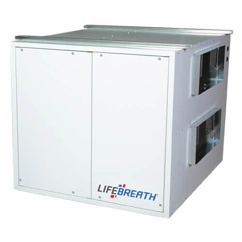 1200 Pool Commercial Heat Recovery Ventilator, Damper Defrost, 1175 CFM Product Image