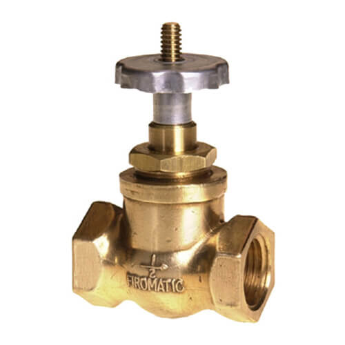 """1/4"""" FPT Fusible Inline Valve Product Image"""
