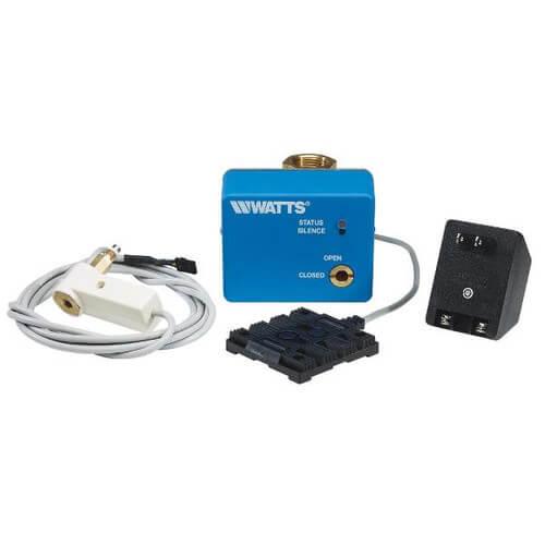 "1"" LFWDS-SP-R Lead Free FloodSafe Water Detector Shutoff (120v) Product Image"