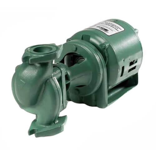 122 Cast Iron Three-Piece Circulator Pump, 1/4 HP Product Image