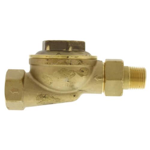 "1/2"" NPT Straight Radiator Steam Trap Product Image"