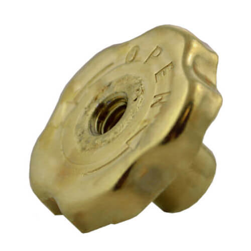 """Hand Wheel for Fusible 1"""" Valves, 200&degF (Gold) Product Image"""