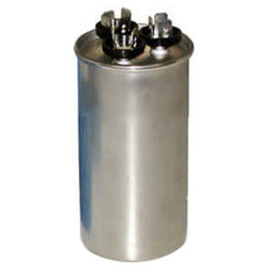 40/4 MFD Round Run Capacitor (370V) Product Image